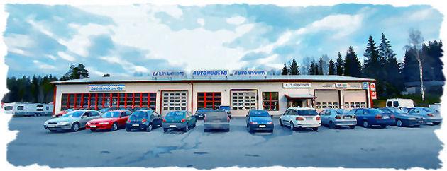 Autokeskus hämeenlinna